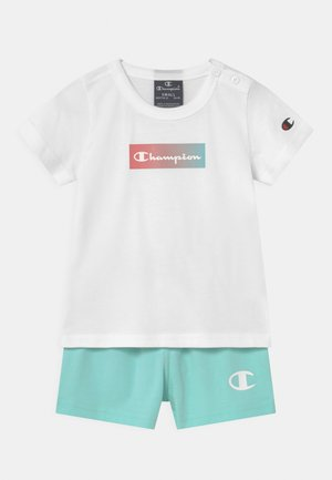 SET UNISEX - T-shirt con stampa - white