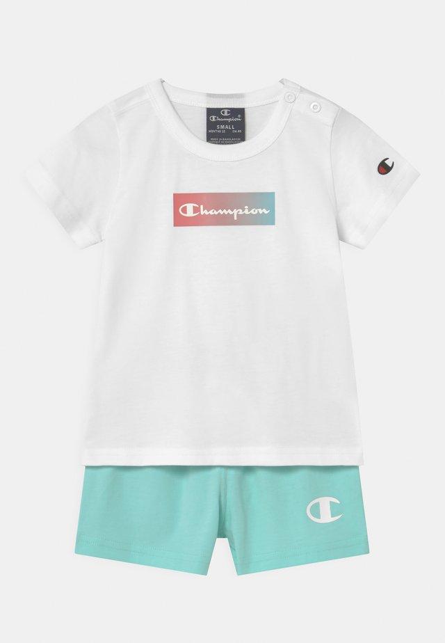 SET UNISEX - Print T-shirt - white