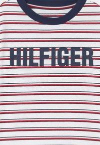 Tommy Hilfiger - STRIPE - Pyjama top - white - 2