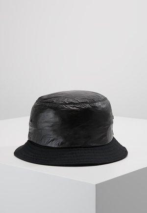 BUCKET HAT - Chapeau - black