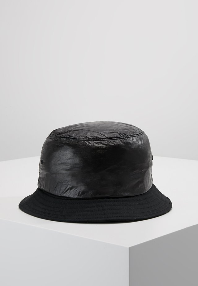 BUCKET HAT - Hoed - black