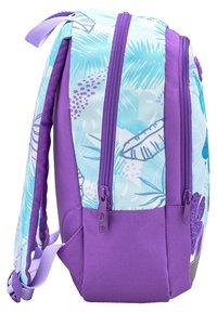 Belmil - KIDDY - Rucksack - purple/mottled light blue - 2