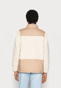 esmé studios - SAMARA PILE JACKET - Winter jacket - bleached sand - 2