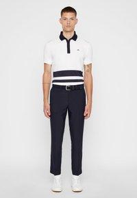 J.LINDEBERG - LUCAS  - Polo shirt - white - 1