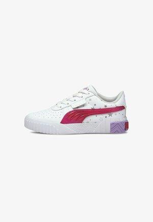 CALI UNICORN  - Matalavartiset tennarit - white-virtual pink