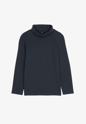 Long sleeved top - blu cielo
