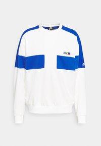 Nike Sportswear - REISSUE FAIRLEAD CREW - Sweatshirt - sail/game royal - 4