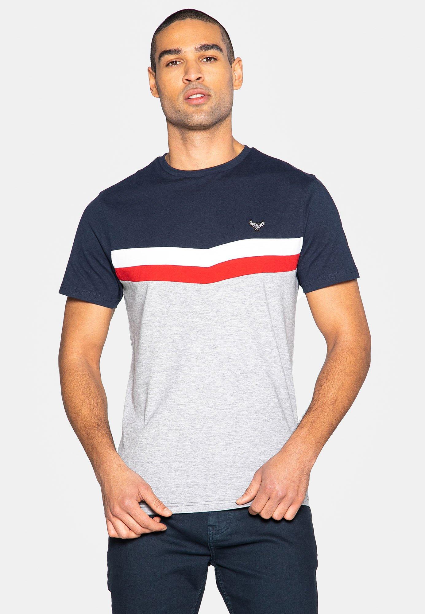 Homme RAGNER - T-shirt imprimé