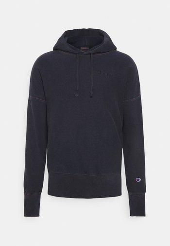 HOODED - Sweatshirt - dark blue
