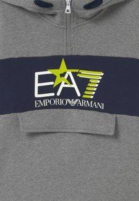 Emporio Armani - EA7 - Hoodie - medium grey melange - 2