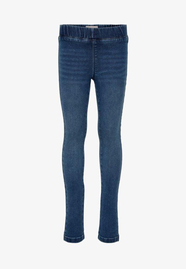 JUNE ROYAL - Jeggings - medium blue denim