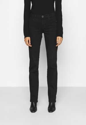 SEXY STRAIGHT - Džíny Straight Fit - black denim