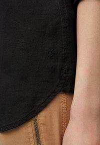 Marc O'Polo - Button-down blouse - dark atlantic - 4