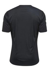 Hummel - CORE  - T-shirts print - black - 1