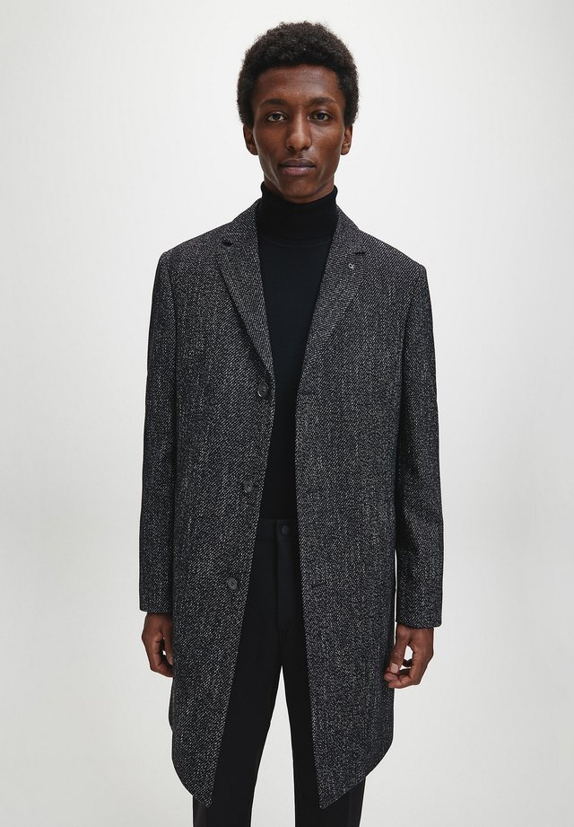 Classic coat - ck black
