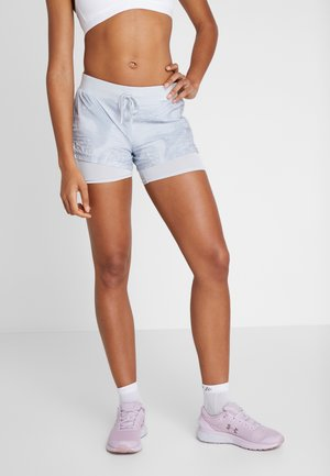 RUN SPEEDPOCKET 2-IN-1 WEIGHTLESS  - Urheilushortsit - halo gray/reflective
