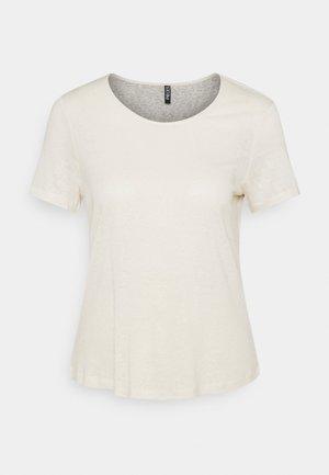 PCPHOEBE TEE - Basic T-shirt - birch