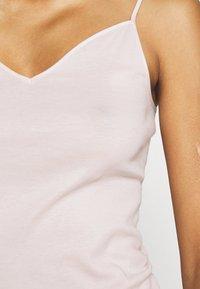 Hanro - Undershirt - gentle pink - 5