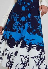 Ted Baker - A-line skirt - dark blue - 5