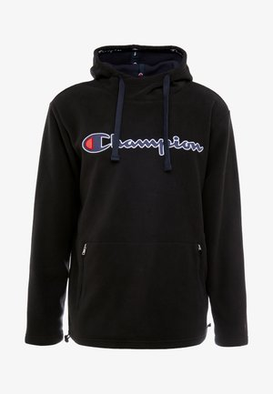 HOODED TOP - Felpa con cappuccio - night