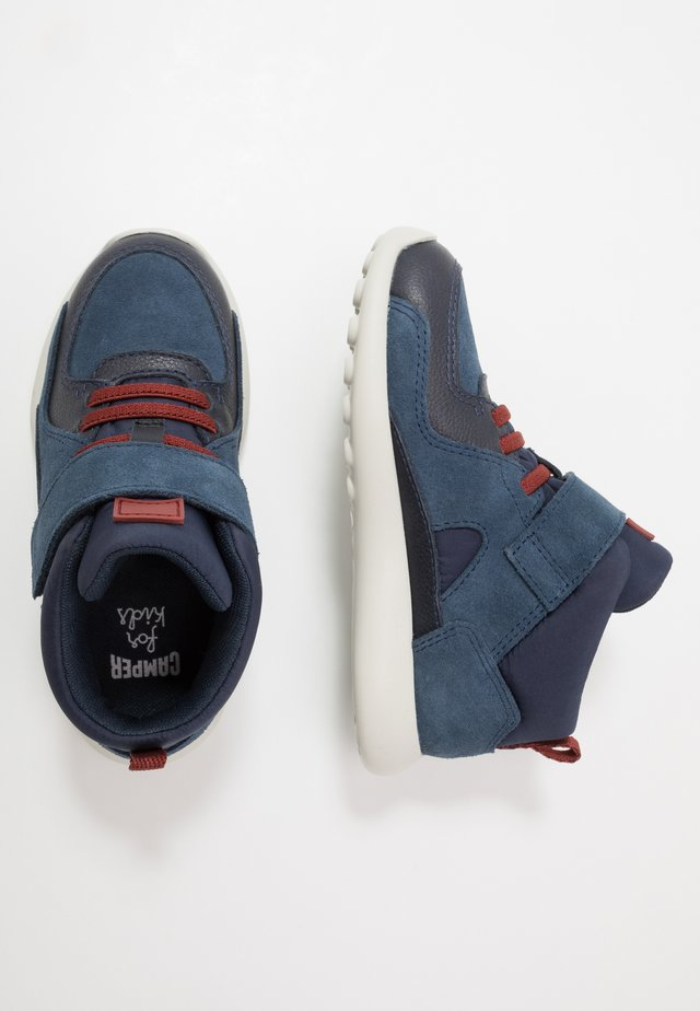 DRIFTIE KIDS - High-top trainers - navy