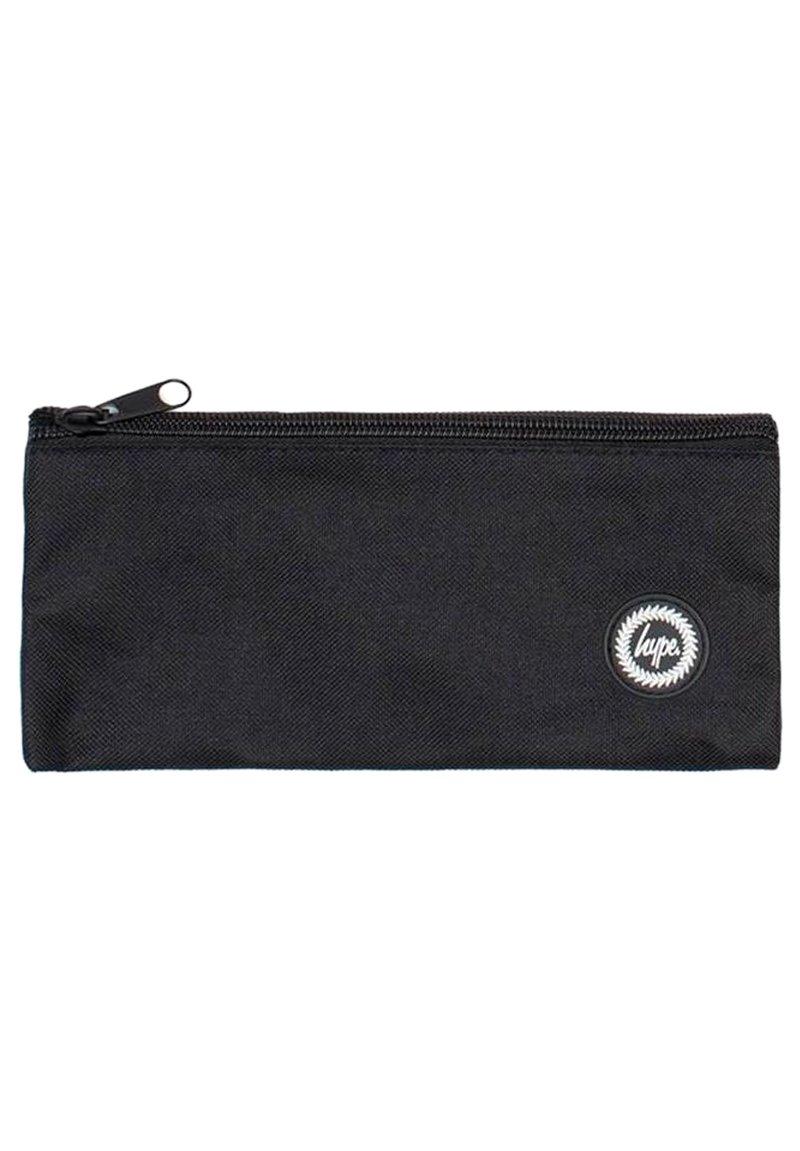Hype - CREST - Pencil case - black