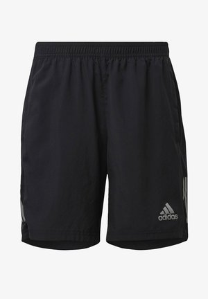 OWN THE RUN RESPONSE SHORTS RUNNING - Krótkie spodenki sportowe - black