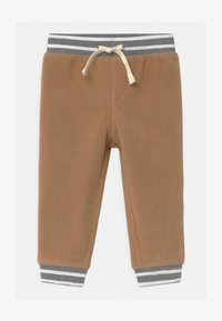 GAP - COZY  - Tracksuit bottoms - holiday cocoa - 0