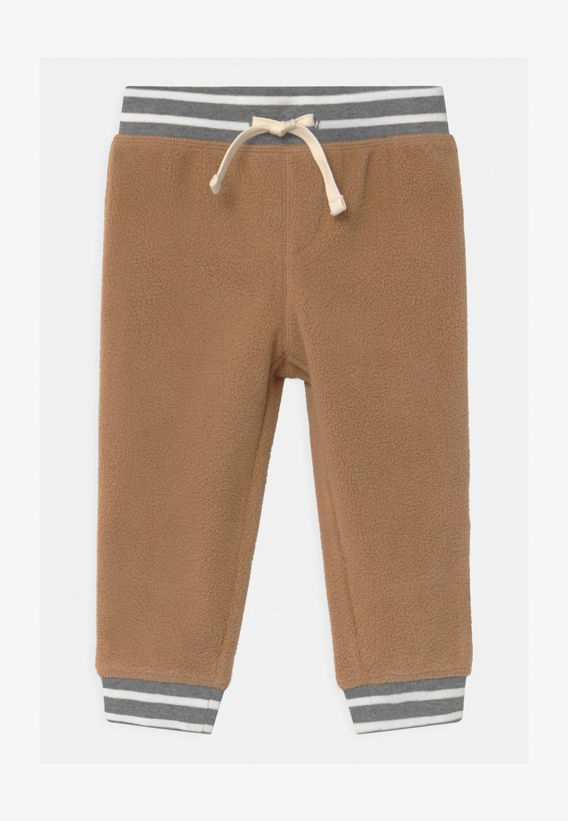 GAP - COZY  - Tracksuit bottoms - holiday cocoa