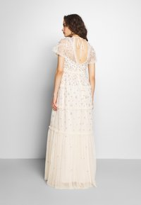 Needle & Thread - RUFFLE GLIMMER GOWN - Abito da sera - off-white - 2