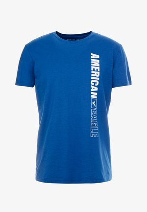 AUGUST VALUE - T-Shirt print - blue