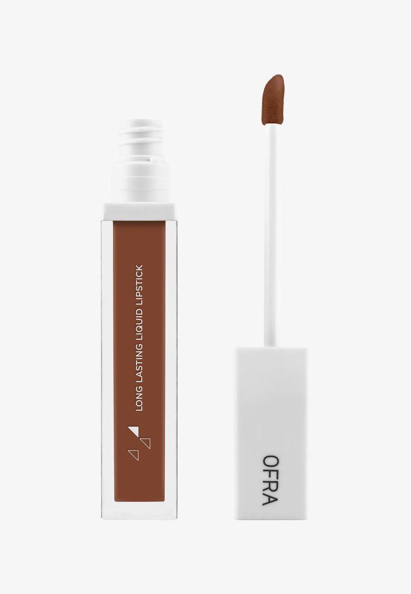 OFRA - LIQUID LIPSTICK - Liquid lipstick - americano