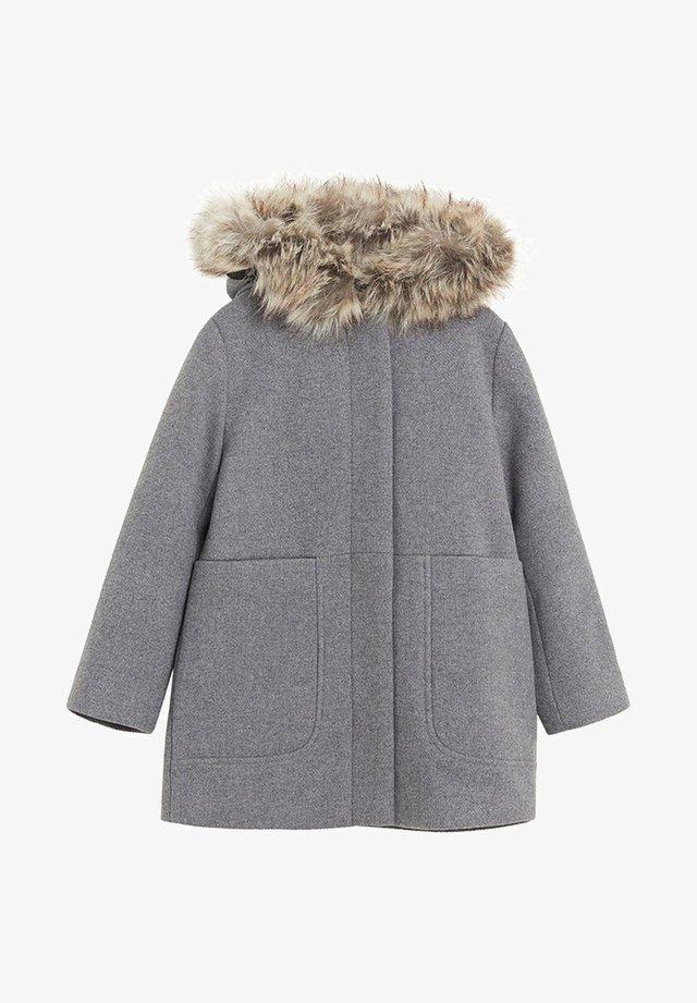 MAYARA - Winter jacket - mittelgrau meliert