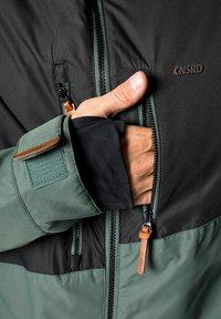 CNSRD - JOHN - Snowboard jacket - green - 4