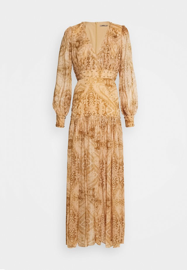 DALLAS GOWN - Robe de cocktail - gold