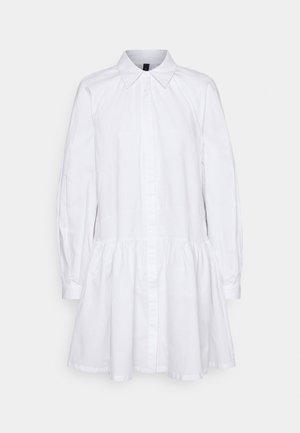 YASSCORPIO DRESS - Robe chemise - bright white
