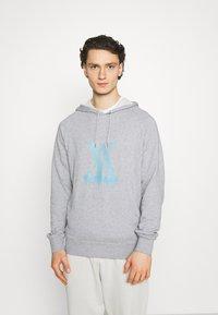 YAVI ARCHIE - ICICLE LOGO - Sweatshirt - grey - 0