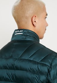 Replay - Light jacket - forest green - 3