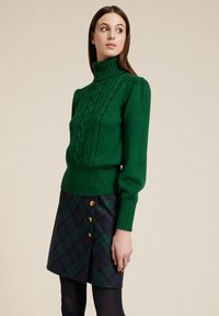 Luisa Spagnoli - MAGDALENA - Stickad tröja - verde bottiglia - 3