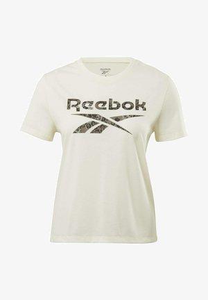 MODERN SAFARI WORKOUT READY - T-Shirt print - white