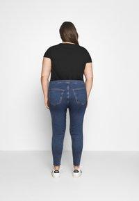 Even&Odd Curvy - JEGGING - Jeans Skinny Fit - blue denim - 2