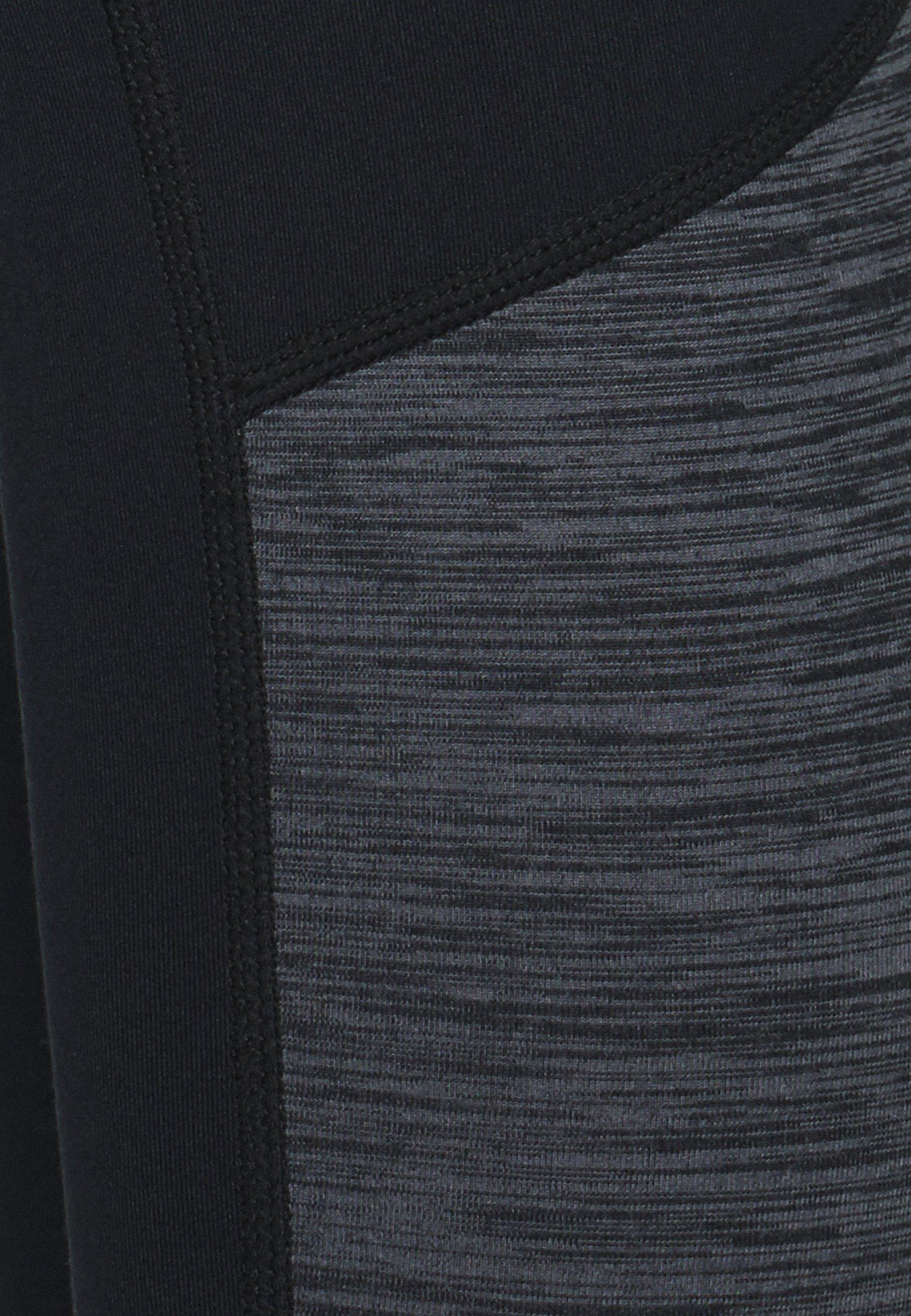 Cotton On Body SO SOFT - Leggings - black/marle iZ0TY