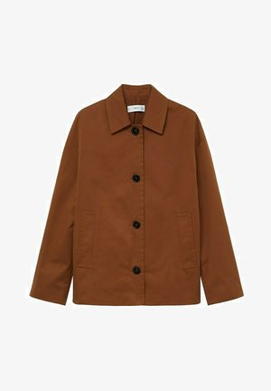 NOMO - Summer jacket - braun