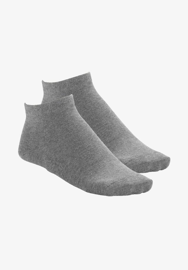 2 PACK  - Socks - grau