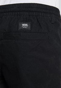 Vans - RANGE - Shorts - black - 5