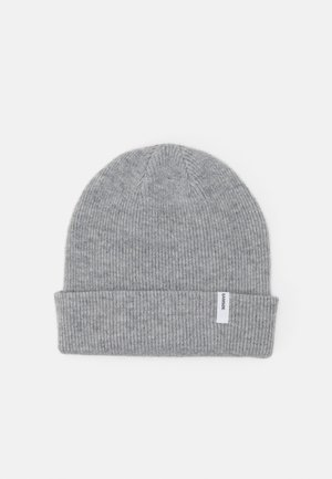 THE BEANIE  - Čepice - grey melange