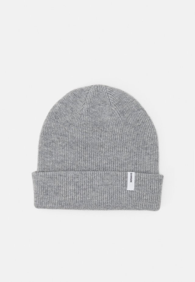 THE BEANIE  - Beanie - grey melange