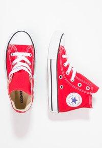 Converse - CHUCK TAYLOR ALLSTAR CORE - Baskets montantes - red - 1