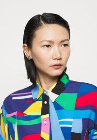 Lauren Ralph Lauren - Button-down blouse - black/multi - 3