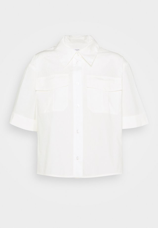 CALLIOPE - Button-down blouse - white